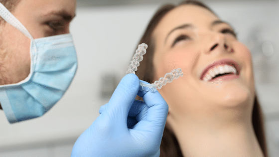 Affordable Invisible Braces in Gurgaon